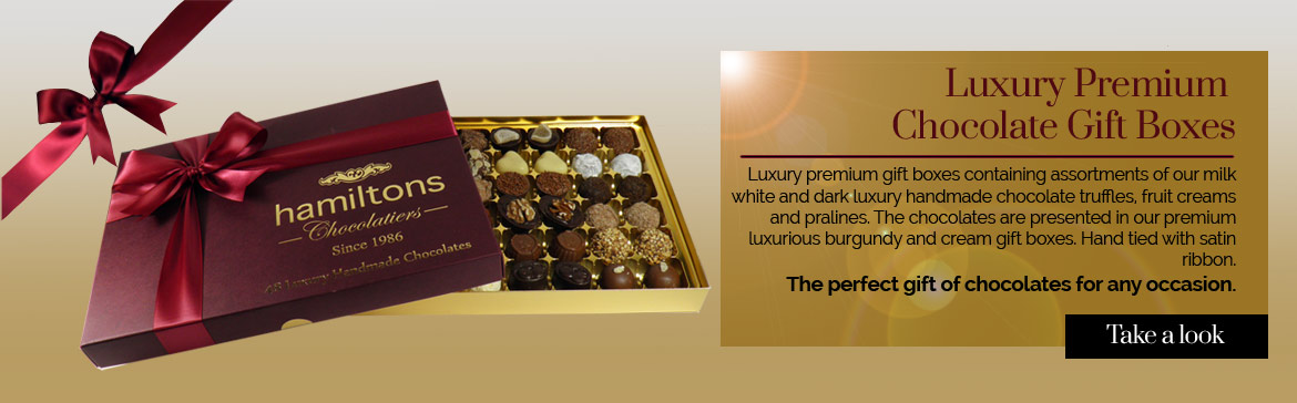 Premium luxury gift boxes