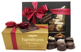 Dark Chocolate Gift Boxes