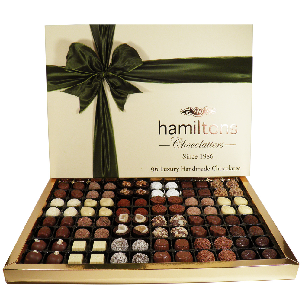 The Ultimate Premium Luxury Chocolate Box