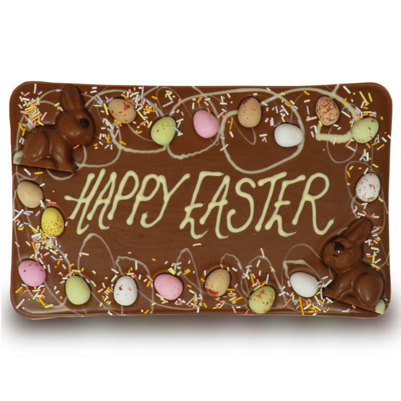Large Milk Chocolate Easter Bar