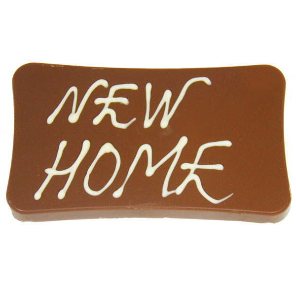 New Home Milk Chocolate  Bar