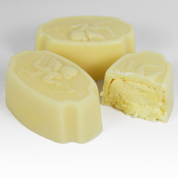 White Chocolate Passion Fruit Cream