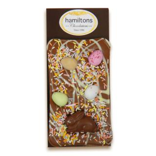 Small Milk Chocolate Easter Bar