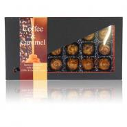Coffee & Caramel 18 Chocolate Gift Box