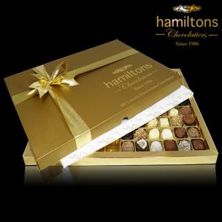 The Ultimate Luxury Chocolate Gift Box
