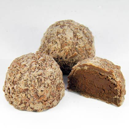 Milk Chocolate Chocolate Truffle