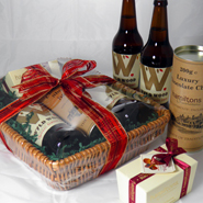 Biscuits, Chocolates and Organic Cider