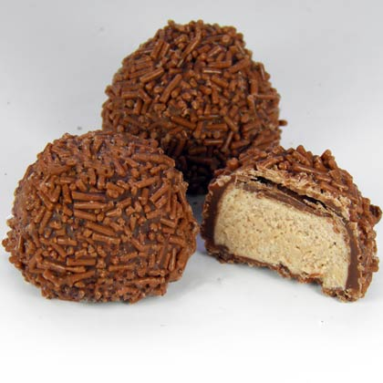 Milk Chocolate Cointreau Truffle