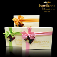 12 Chocolate Luxury Gift Box Perfect For Mothers Day